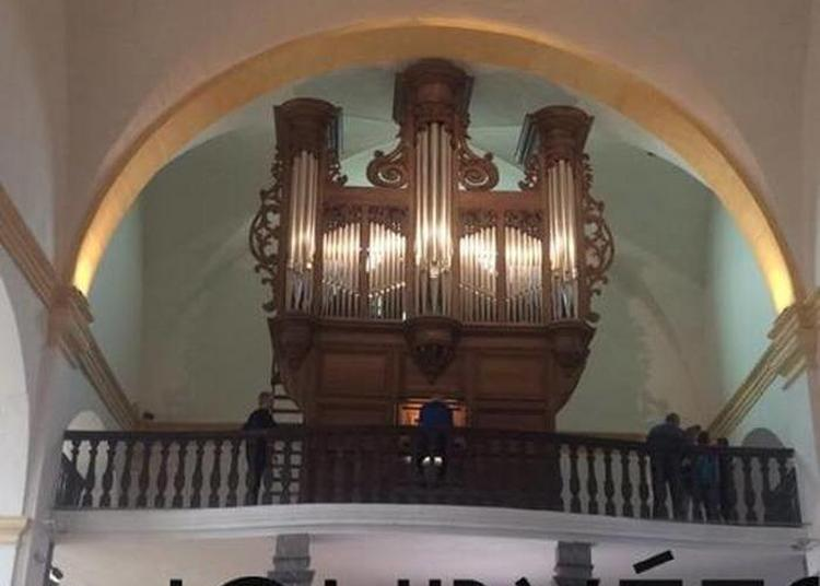 Présentation De L'orgue à Montmedy