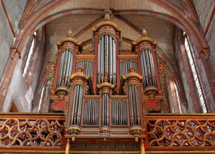 Présentation De L'orgue à Strasbourg