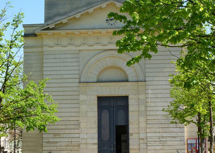 Présentation De L'orgue à Ville d'Avray