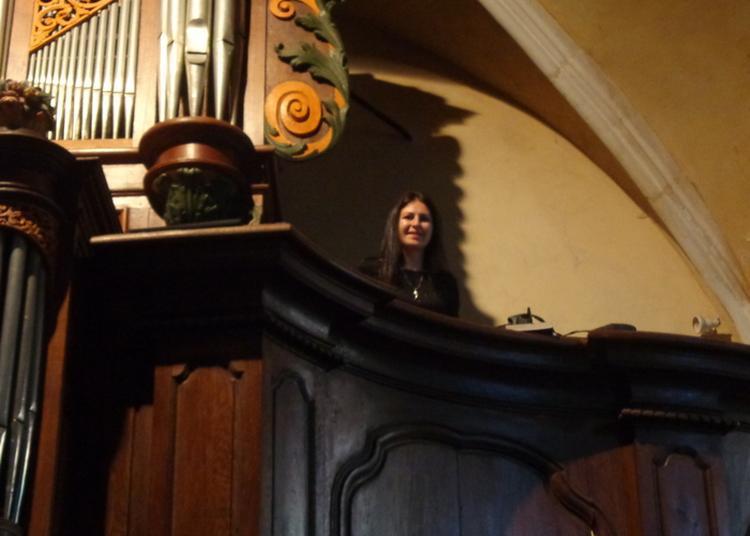 Présentation De L'orgue Construit Par Charles Cachet En 1720 à Domgermain