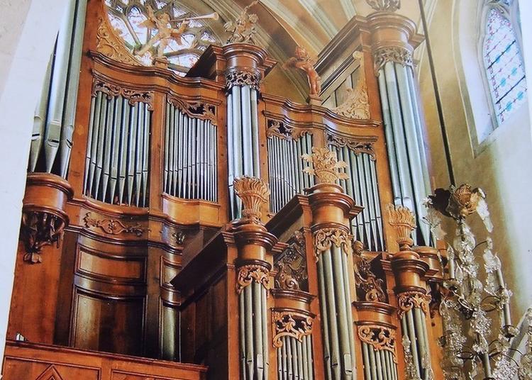 Présentation De L'orgue De Gray