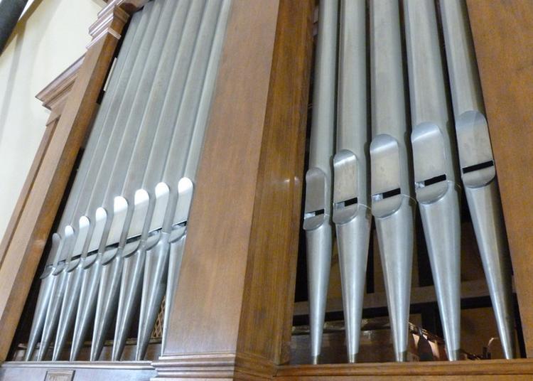 Présentation De L'orgue De Ville-d'avray à Ville d'Avray