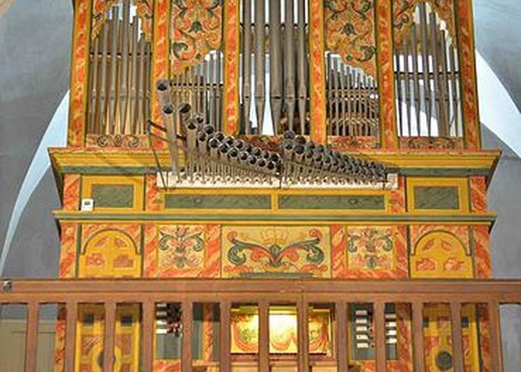 Présentation De L'orgue Historique Espagnol à Fresnes