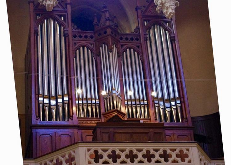 Présentation De L'orgue Joseph Merklin à Lyon