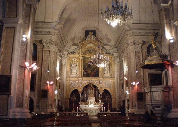 Présentation De La Basilique Et De Son Orgue à Montpellier