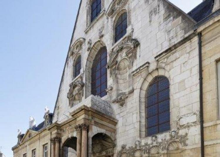Présentation De La Cour D'appel De Dijon - Ancien Parlement De Bourgogne
