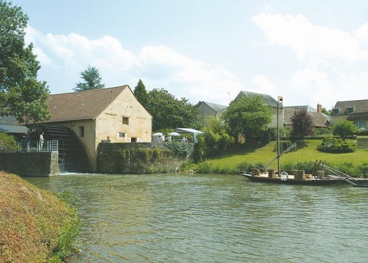 Présentation De La Génératrice Hydroélectrique Du Moulin De La Bruère à La Fleche