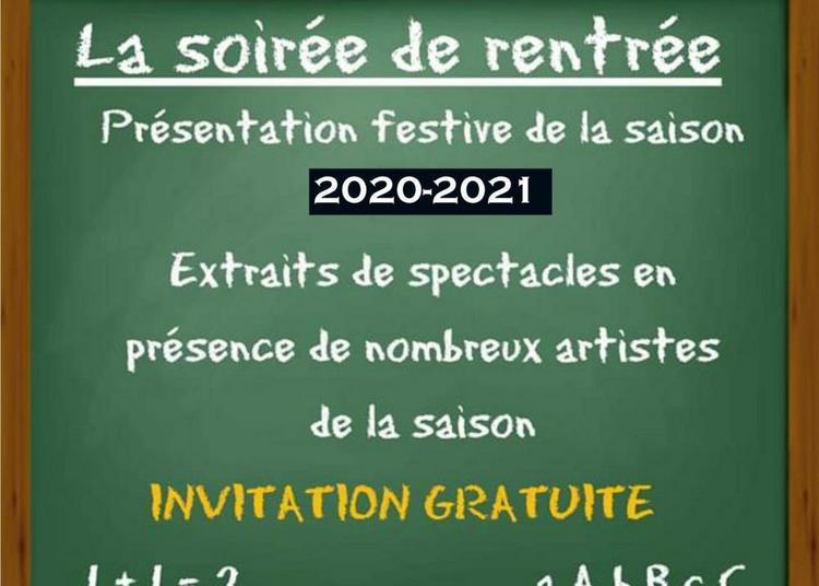 Présentation De La Nouvelle Saison Théâtre De Poche Des Brankignols à Saint Etienne