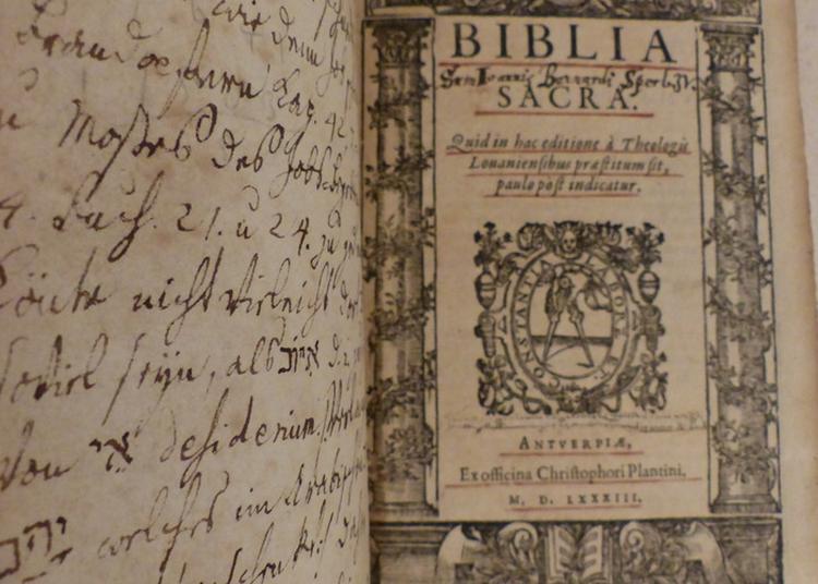 Présentation De Livres Anciens Du Xve Au Xviiie Siècle à Toulouse