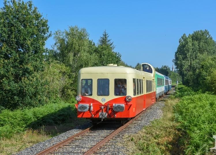 Présentation De Matériel Et Circulations Ferroviaires Touristiques à Pontivy