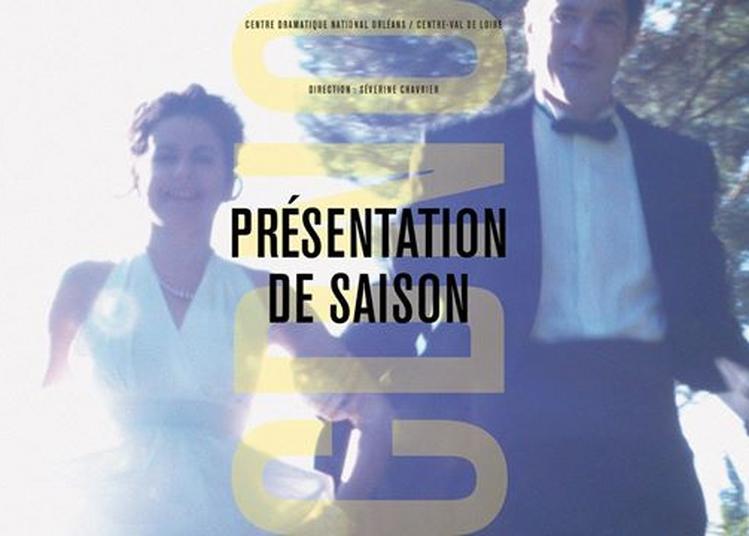 Présentation de saison 17/18 à Orléans