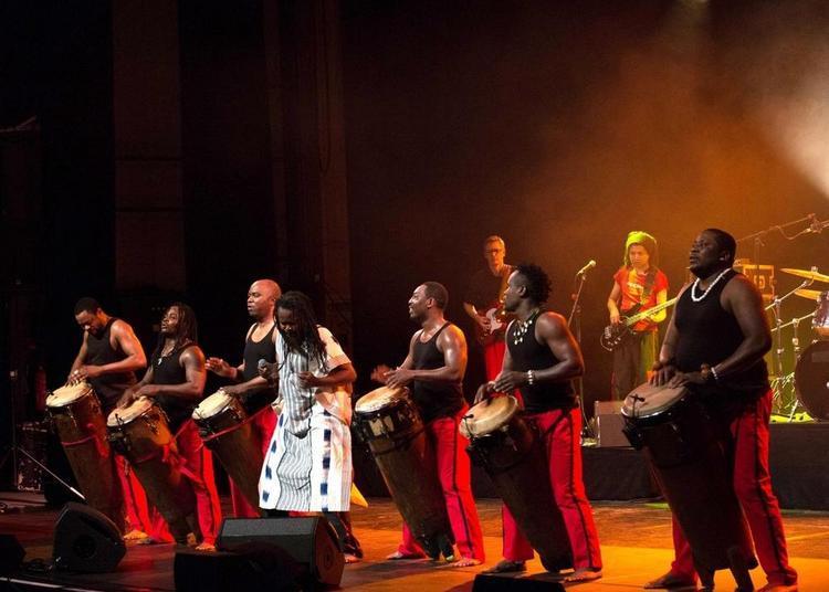Présentation de saison & les Tambours de Brazza à Juvisy sur Orge