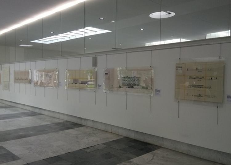 Présentation Des Dessins D'architecture Du Fonds Chauliat à Nanterre