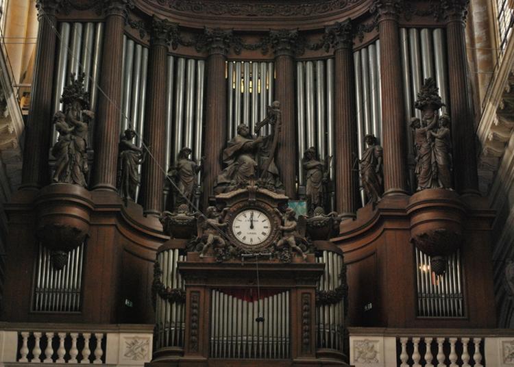 Présentation Des Orgues De Saint-sulpice à Paris 6ème