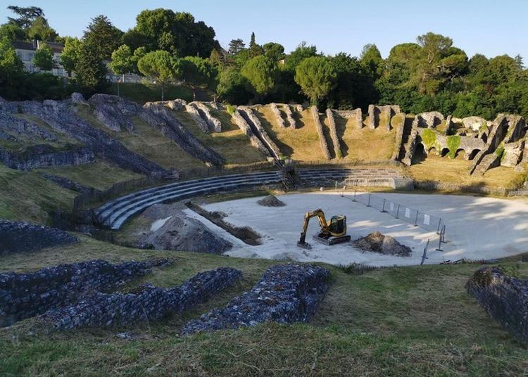 Présentation Des Premières Données Issues Des Sondages Archéologiques à Saintes