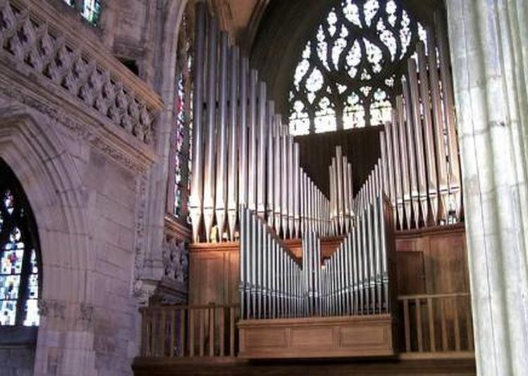 Présentation Du Grand Orgue De L'église Saint-jean à Caen