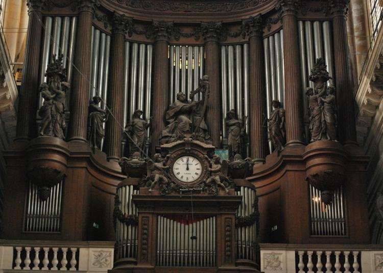 Présentation Du Grand Orgue De Saint-sulpice à Paris 6ème