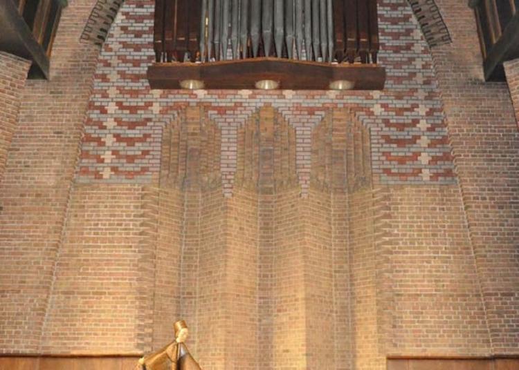 Présentation Du Grand Orgue Du Monastère à Vanves