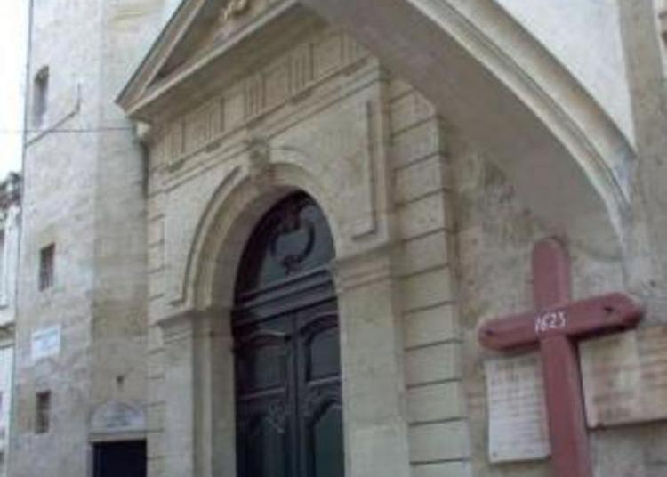 Présentation Du Tableau De L'annonciation à Montpellier