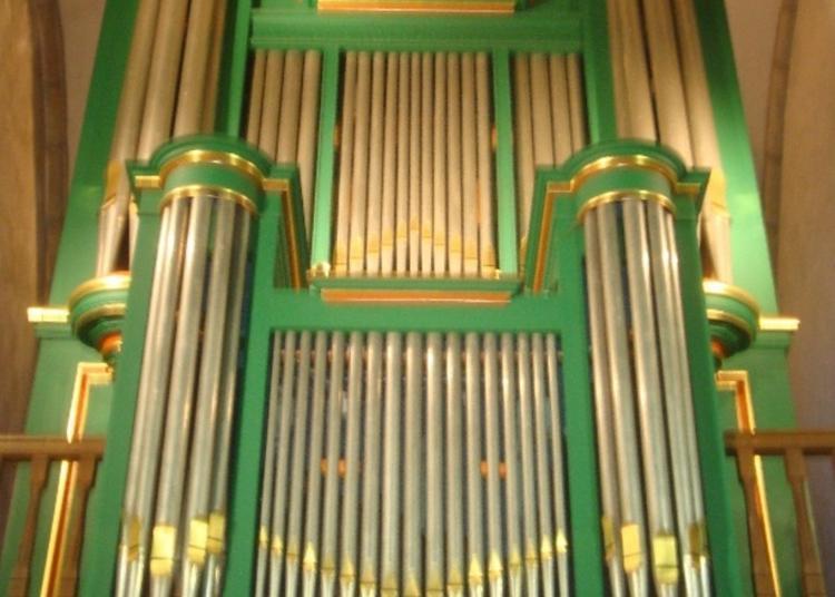Présentation Et Audition De L'orgue De Guéret ! à Gueret