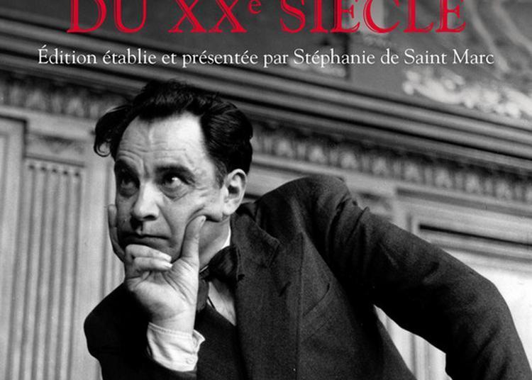 Présentation Et Dédicace De L'ouvrage Les Grands Procès Du Xxe Siècle De Stéphanie De Saint Marc à Paris 5ème