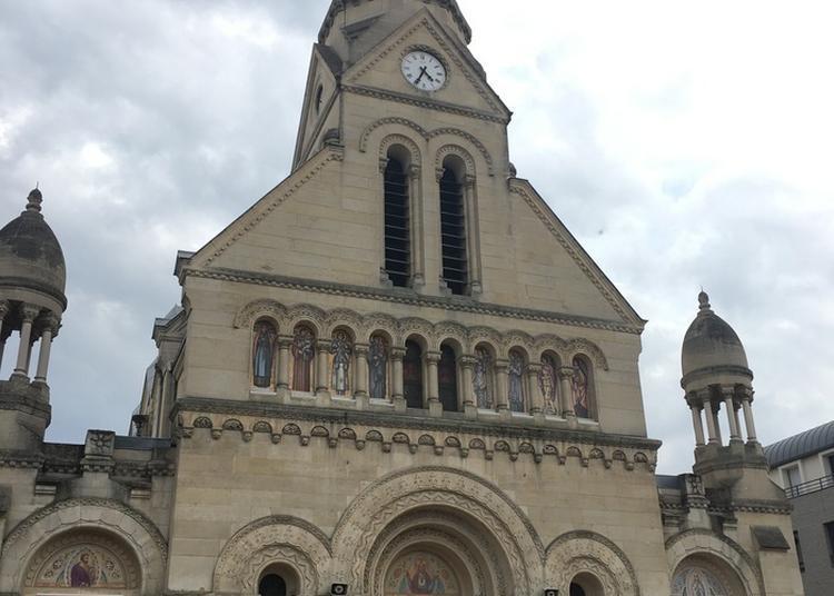Présentation Flash Église Saint-joseph & Hôtel De Ville à Enghien les Bains