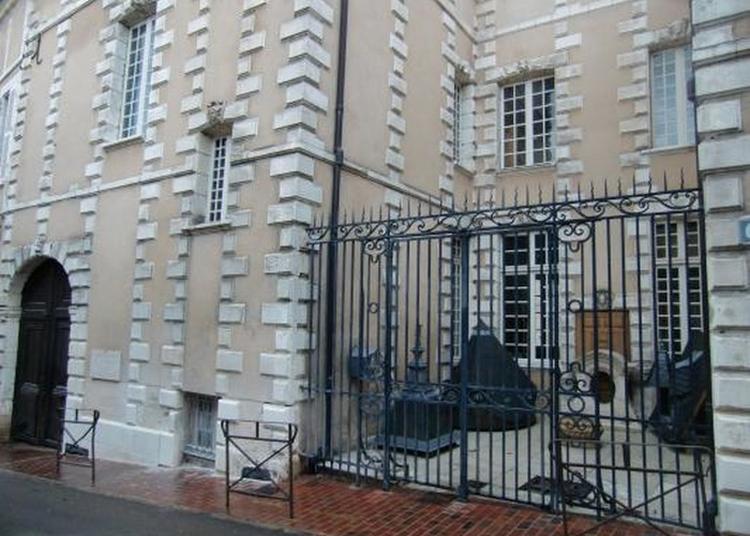 Présentation Guidée De La Maison Des Compagnons à Auxerre