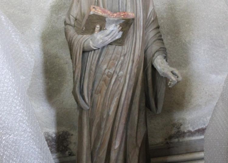 Présentation - La Restauration Des Statues De La Chapelle Sainte-catherine à Dinan