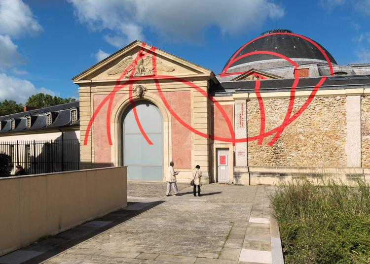 Presents : Projets D'artistes Sur Les Réseaux à Versailles