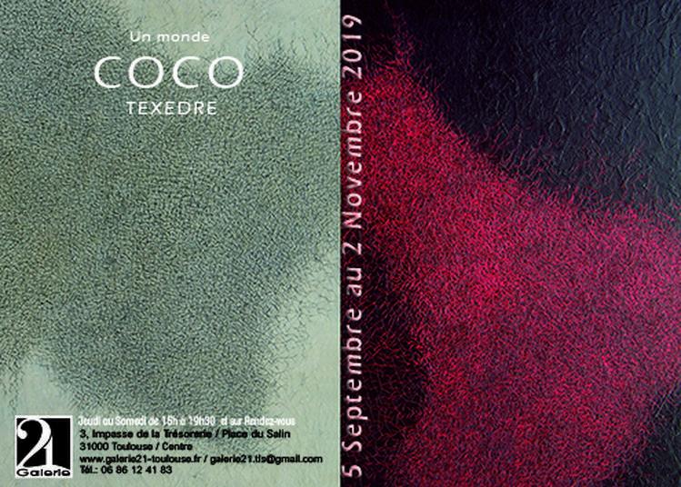 Exposition Coco Téxèdre à Toulouse