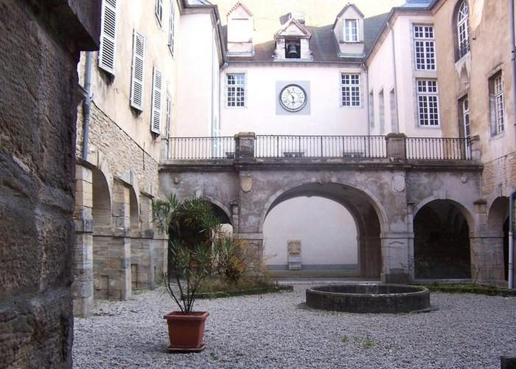 Prieuré Notre-dame De Vaux-sur-poligny à Poligny
