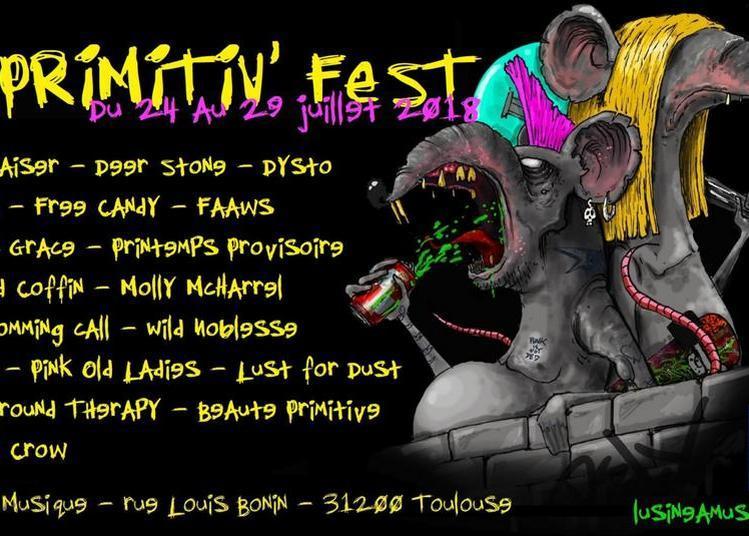 Primitiv' Fest #1 2018