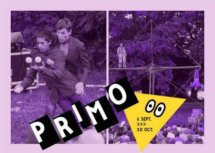 PRIMO - Spectacles de rue à Ecouen
