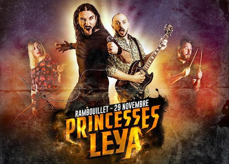 Princesses Leya à Paris 20ème