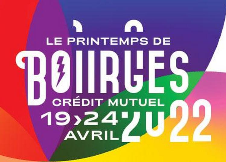Printemps de Bourges 2022