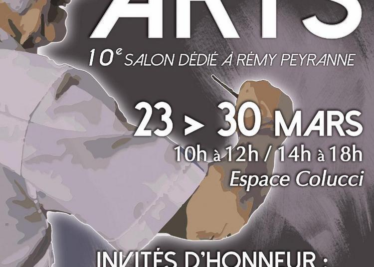 Printemps des arts à Castelnau d'Estretefonds