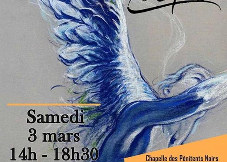 Printemps des poètes avec la ville de Monteux à Avignon