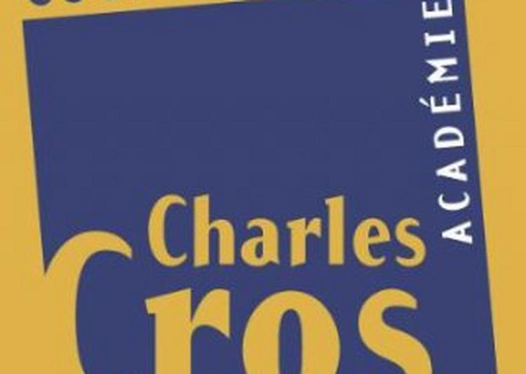 Printival Boby Lapointe - La remise des Coups de Coeur Chanson de l'Académie Charles Cros à Pezenas
