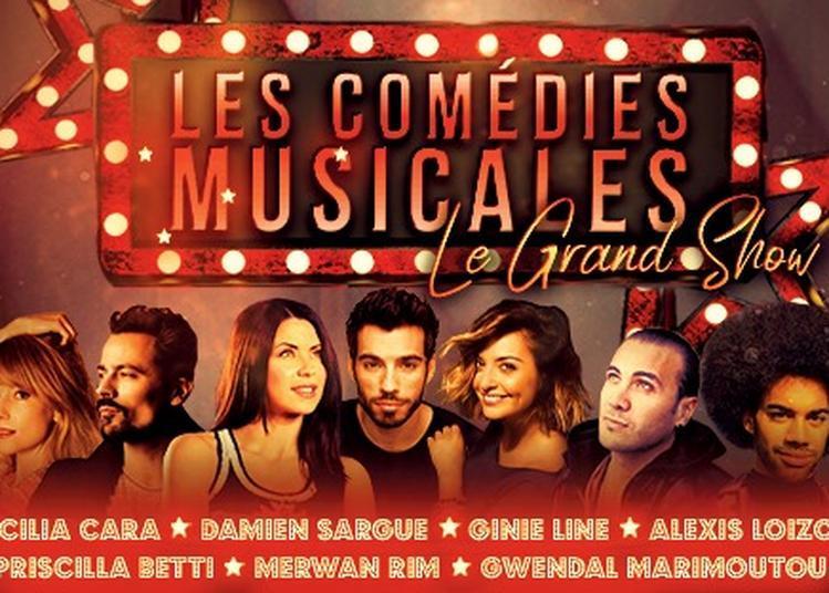Les Comedies Musicales - Cité des congrès à Nantes