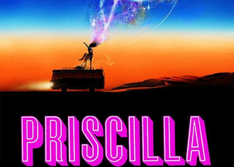 Priscilla Folle Du Desert à Paris 9ème