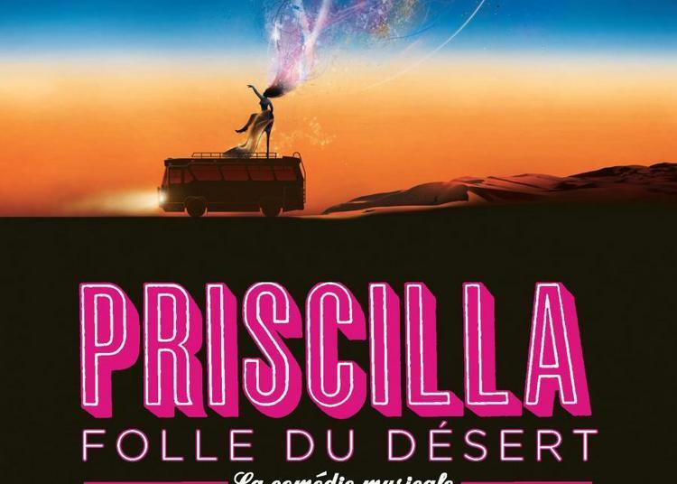 Priscilla Folle du Désert à Lyon