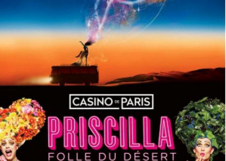 Priscilla Folle Du Desert à Floirac