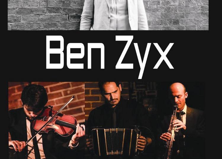 Prisma / Ben Zyx à Paris 12ème
