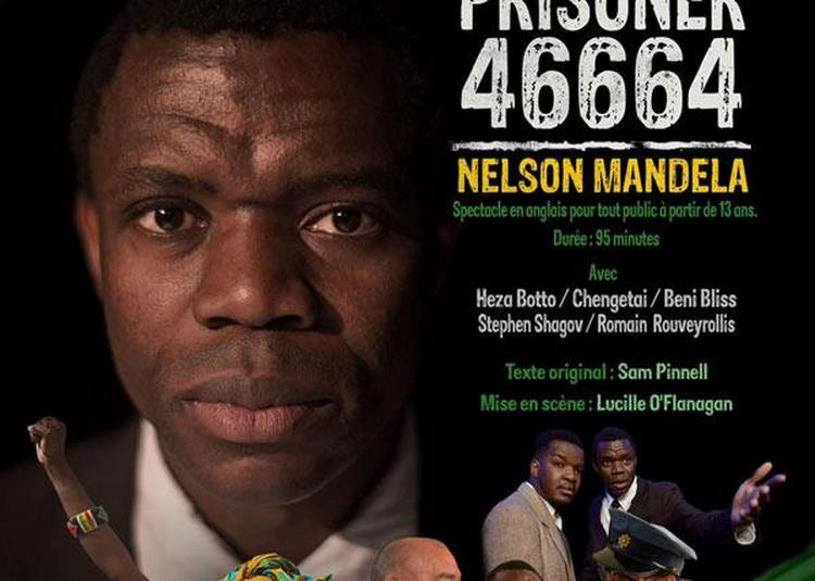 Prisoner 46664 à Paris 10ème