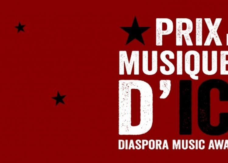 Prix Des Musiques D'ICI ! à Paris 18ème