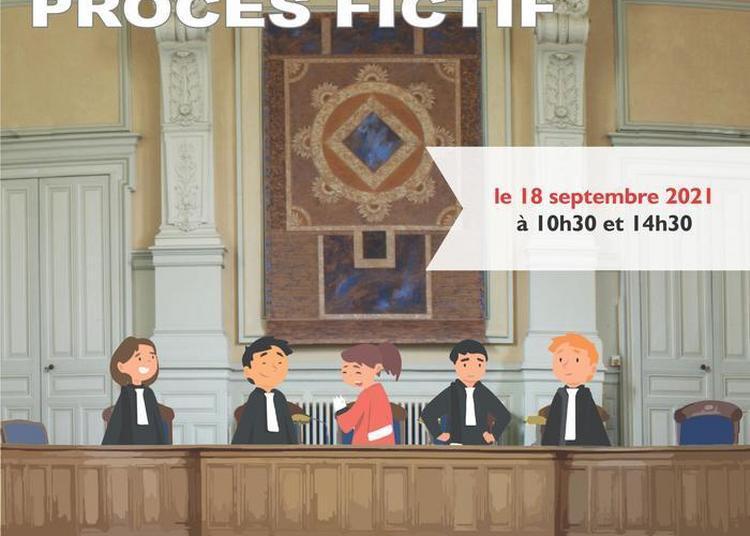 Procès Fictif Avec Participation Des Enfants à Angers