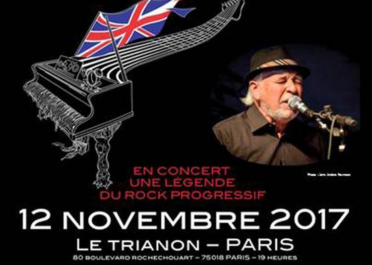 Procol Harum à Paris 18ème