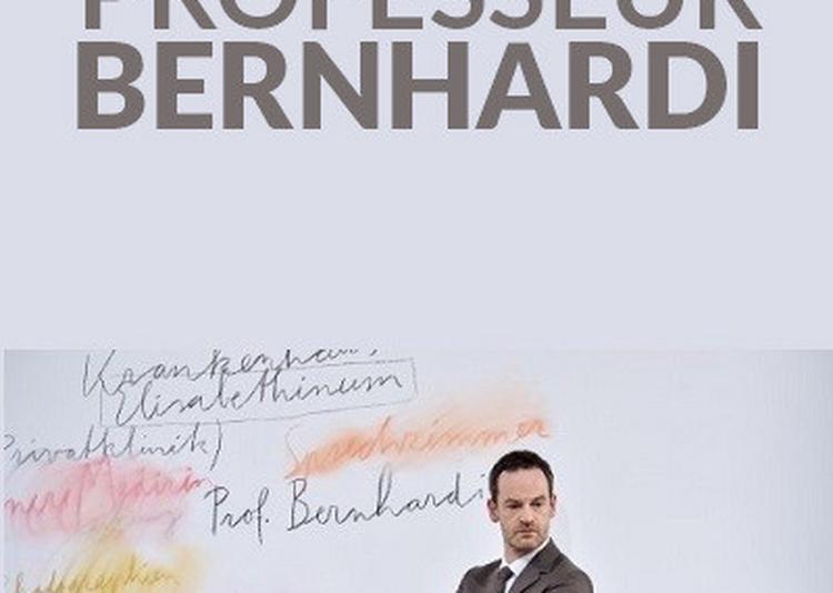 Professeur Bernhardi à Sceaux