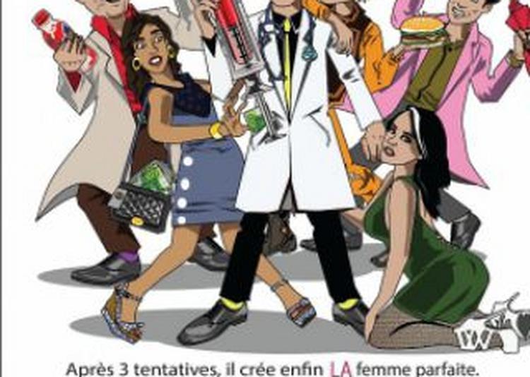 Professeur Mouloud - Comedie Dejantee à Lyon