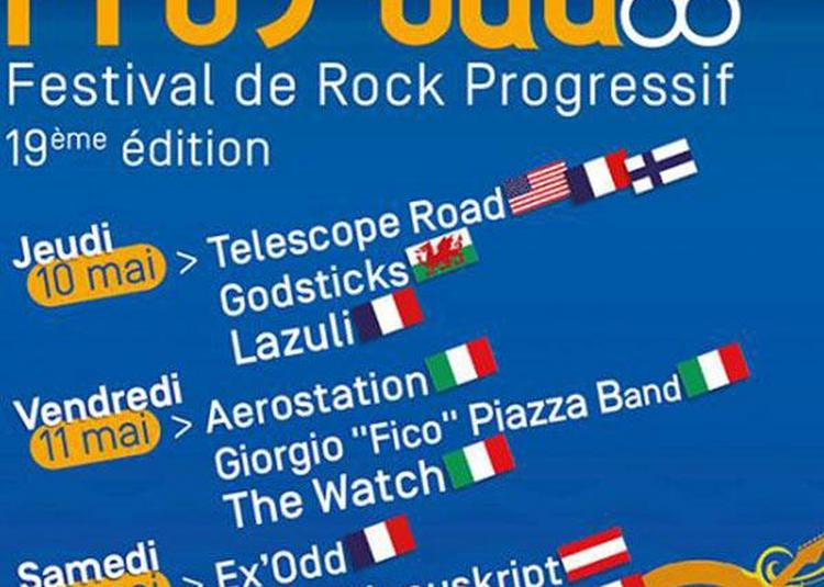 Prog'Sud Festival 2018